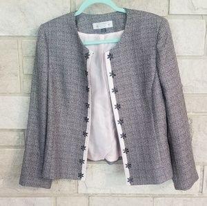 Tahari 12 Petite Blazer Arthur S Levine Jacket